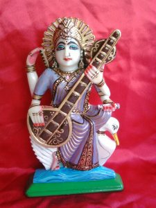 marble Hindu image