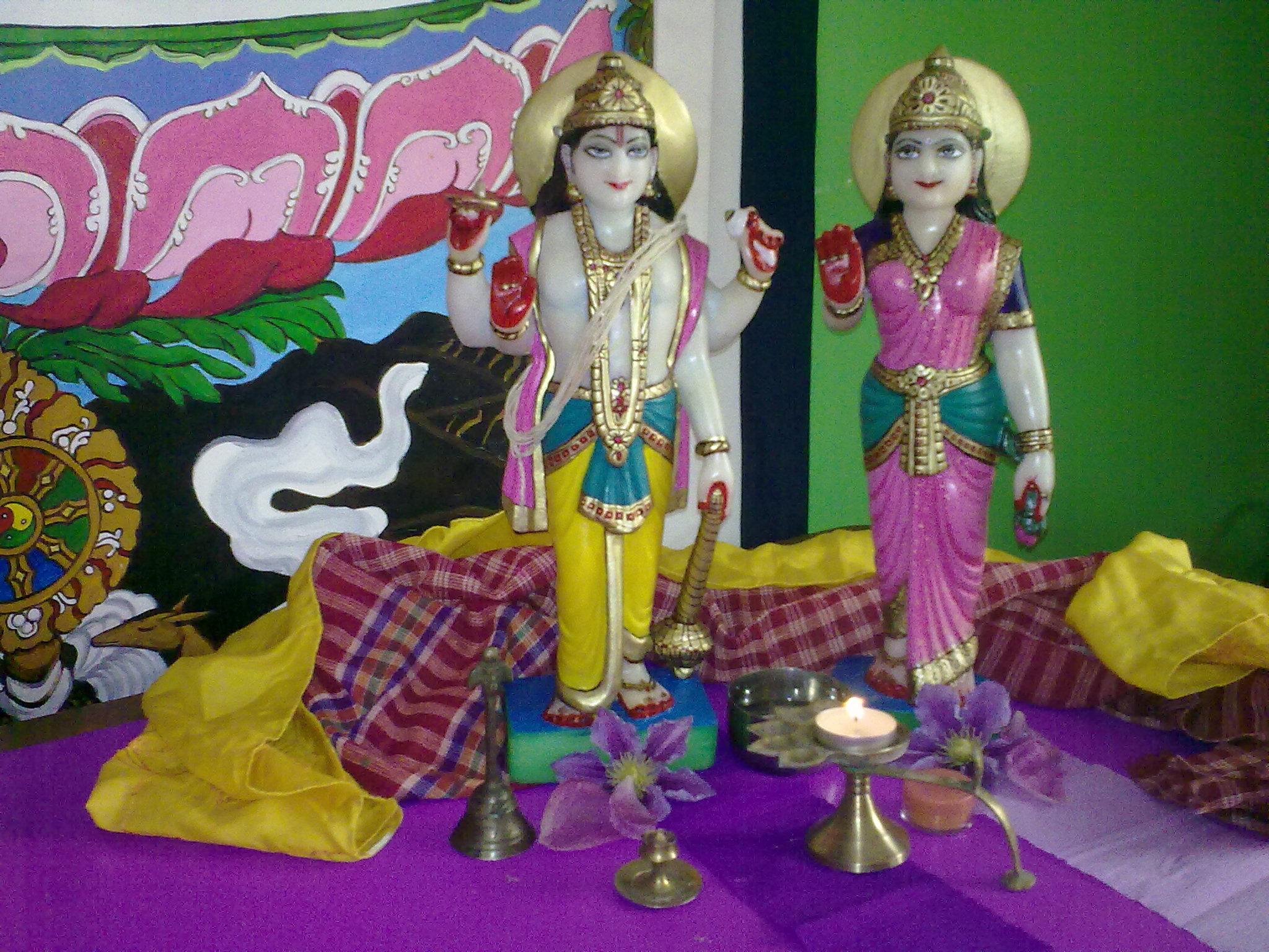 Hindu images