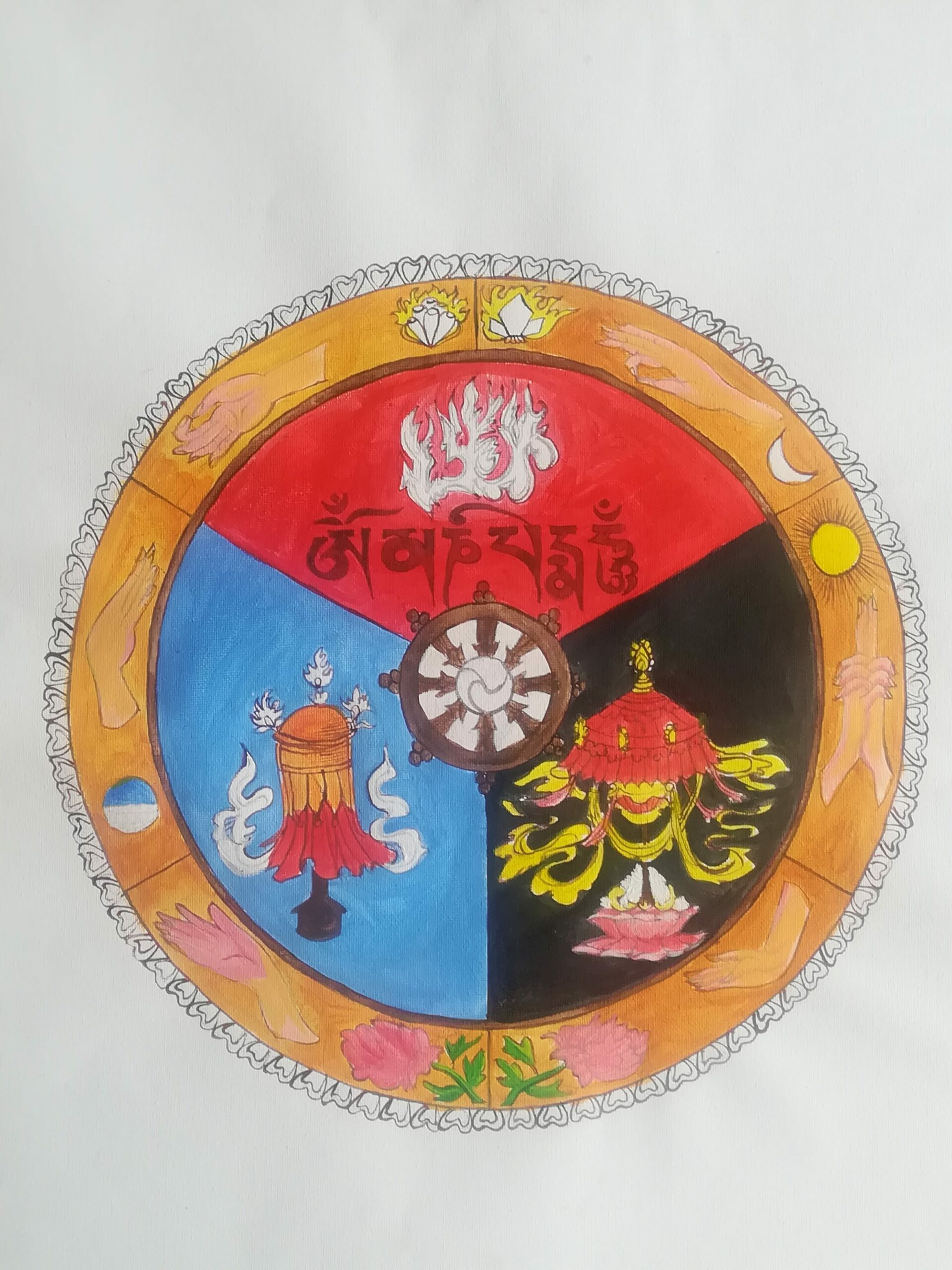 sacred wheel